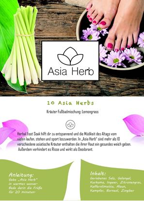 Bild von Asia Herb Lemongrass